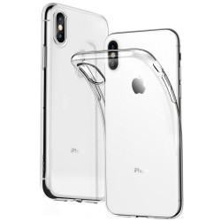 Iphone X/Xs silikon Skal